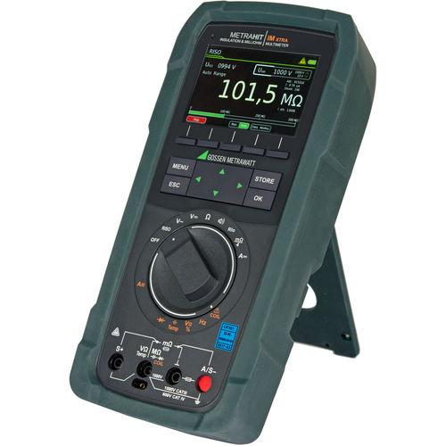 multimètre numérique - GOSSEN METRAWATT / GMC-I Messtechnik GmbH