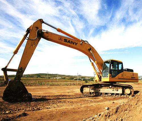 Pelleteuse intermédiaire / sur chenilles / pour chantier / pour mine et carrière SY210 SANY Group Co.,Ltd