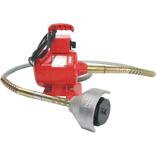 Machine de nettoyage à sec / manuelle / de process / de dérouillage Elektro-Record HOLGER CLASEN