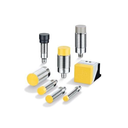 capteur de proximité sécurité intégrée / inductif / cylindrique / rectangulaire