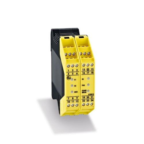 relais de sécurité / IEC / avec muting / pour barrière immatérielle