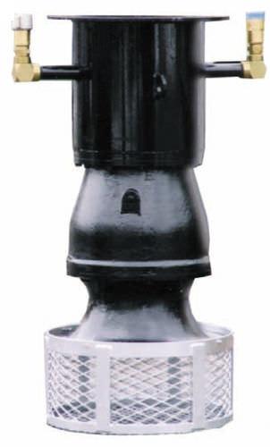 pompe à eau / à moteur hydraulique / immergée / centrifuge