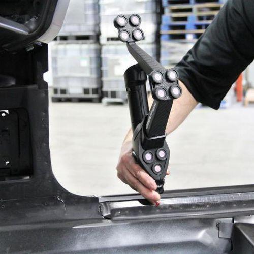 machine de mesure tridimensionnelle à commande manuelle - Creaform