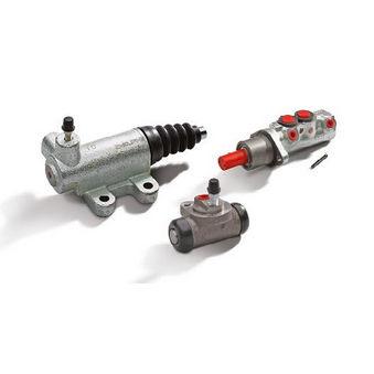 vérin hydraulique / en aluminium