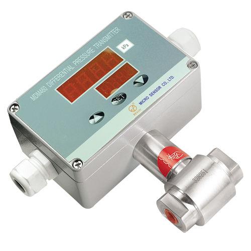 Contrôleur de pression haute précision / RS485 / IP65 / avec transmetteur max. 3.5 MPa, -40 °C ... +125 °C | MDM460 Micro Sensor Co.,Ltd