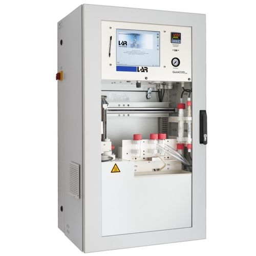 analyseur d'oxygène - LAR Process Analysers