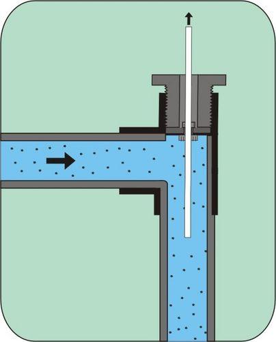 échantillonneur à eau / à flux continu