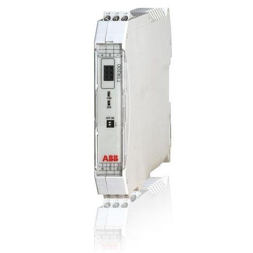 transmetteur de température sur rail DIN / HART / bus de terrain / compact