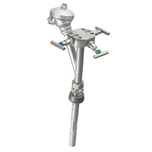 débitmètre à tube de Pitot / pour liquides / pour gaz / multipoint