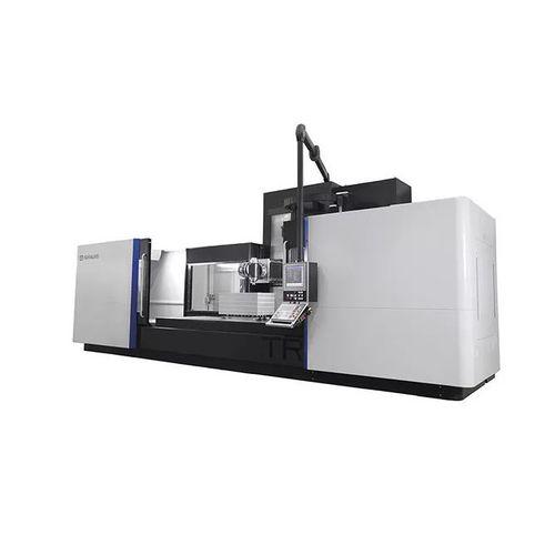 fraiseuse CNC 3 axes / à banc fixe / compacte / haute précision