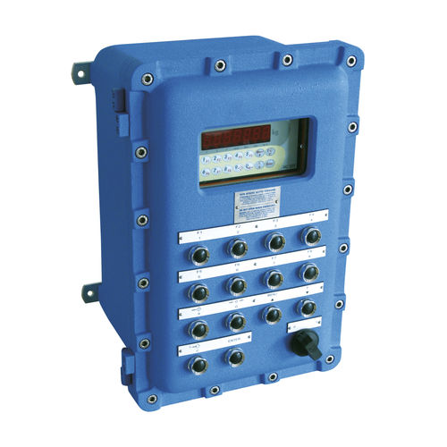 indicateur de pesage numérique / encastrable / IP65 / IP66