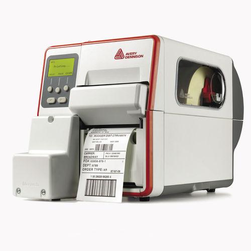 imprimante d'étiquette thermique directe