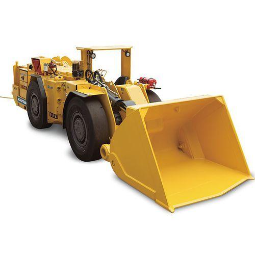 chargeuse à roues / articulée / pour mine souterraine