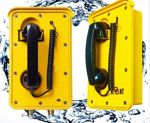 Téléphone SIP / analogique / VoIP / IP66 weather proof telephone KNSP-10 HONGKONG KOON TECHNOLOGY LTD
