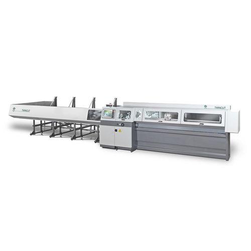 machine à scier circulaire / pour acier / pour aluminium / automatique