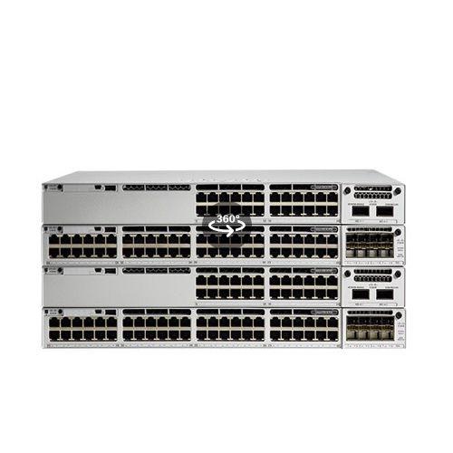 commutateur Ethernet administrable / 48 ports / PoE / SFP+