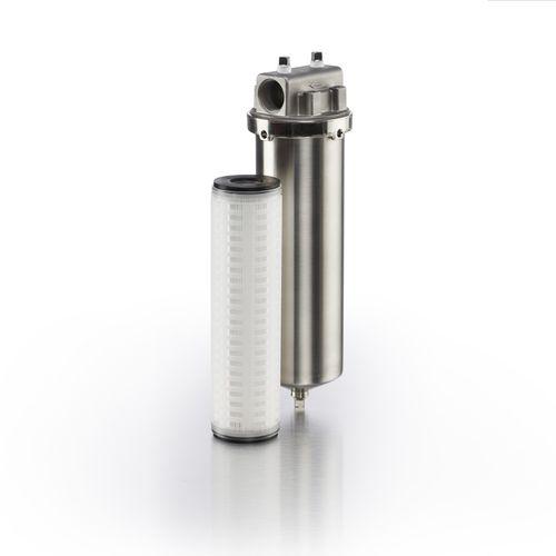 filtre à carburant / à cartouche / à gasoil / pour conditions sévères