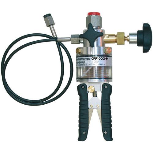 pompe hydraulique compacte / à huile / à eau / de test