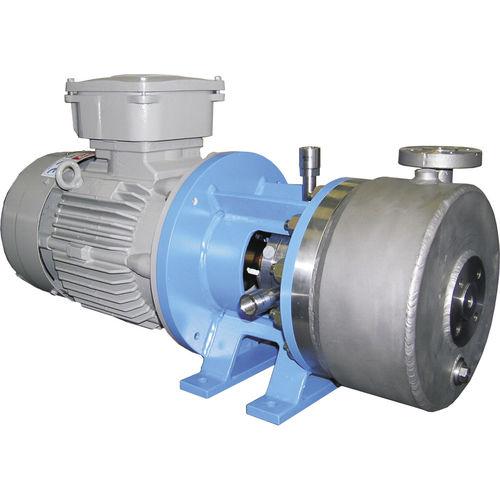 pompe pour eaux usées / électrique / centrifuge / de laboratoire
