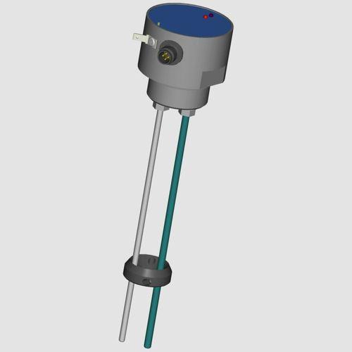 capteur de niveau capacitif / pour liquides / analogique / 4-20 mA