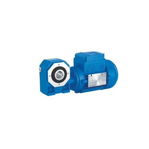 moto-réducteur électrique orthogonal / à vis sans fin / modulaire / pour convoyeur