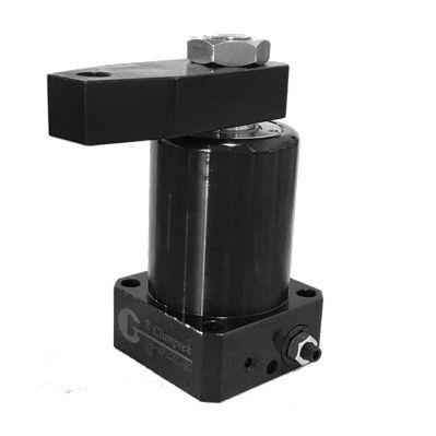 bride de serrage hydraulique / pivotante