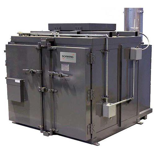 tunnel de lavage alimentaire automatique - SCHWING Technologies GmbH