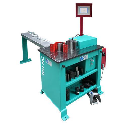 cintreuse CNC / hydraulique / de profilés / horizontale