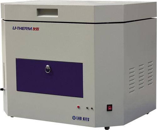 analyseur de charbon / de température / benchtop / thermogravimétrique