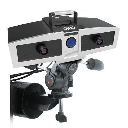 scanner 3D / de mesure / pour mesure dimensionnelle / haute résolution
