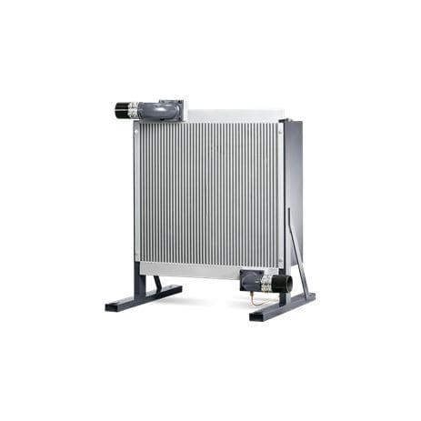 refroidisseur secondaire d'air / pour l'industrie / avec circuit de chauffage
