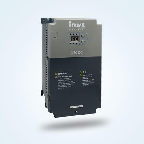 Variateur de fréquence à commande vectorielle / suspendu / pour ascenseur / pour moteur asynchrone EC100 series ShenZhen INVT Electric Co., Ltd.