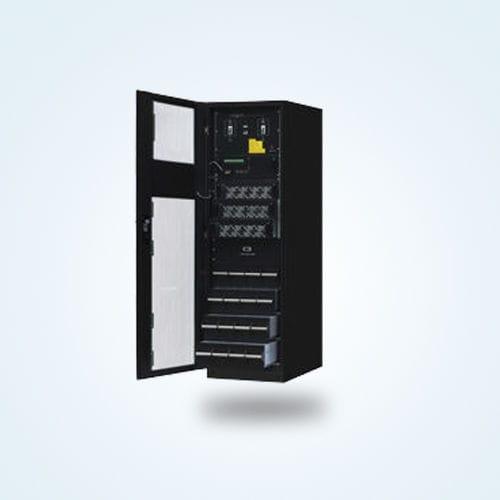 UPS on-line / AC / triphasé / pour batterie