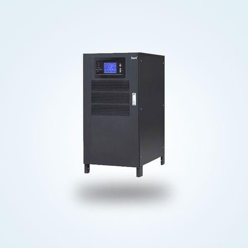 UPS on-line / parallèle / triphasé / pour batterie