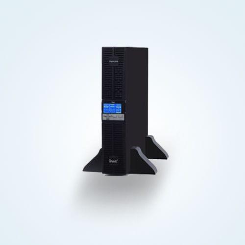 UPS à double conversion / pour batterie / avec afficheur LCD / de surtension