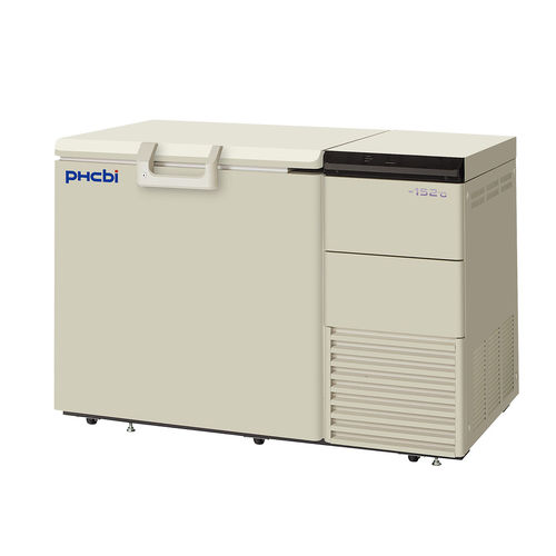 congélateur de laboratoire / ultra-basse température / coffre / cryogénique