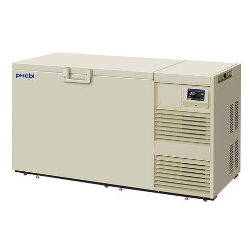 congélateur de laboratoire / ultra-basse température / coffre / de stockage
