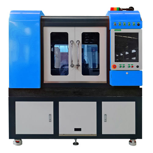 machine de découpe de métal / laser à fibre / de tôle / CNC