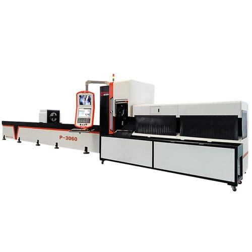 machine de découpe de tubes / pour l'aluminium / pour acier / pour acier inoxydable
