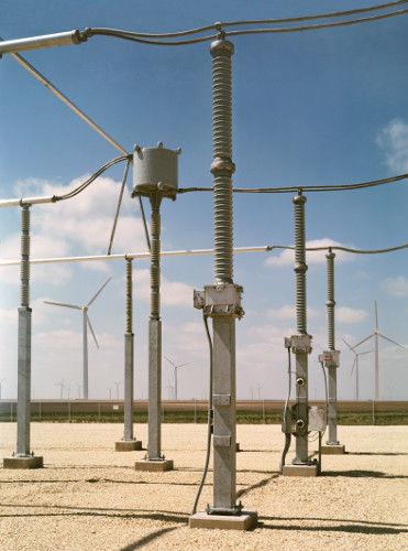 Transformateur de mesure / à colonne / au sol / de tension capacitif 46 - 1 200 kV | TCVT Trench Group