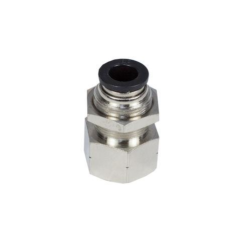 Raccord push-in / droit / pour le vide / en laiton nickelé CPFBU series Bimba