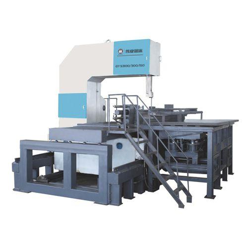 Scie à ruban / pour métaux / pour plastique / pour aluminium CE 1500H x 1000Wx 3000L GY53100 Zhejiang Weiye Sawing Machine Co., Ltd