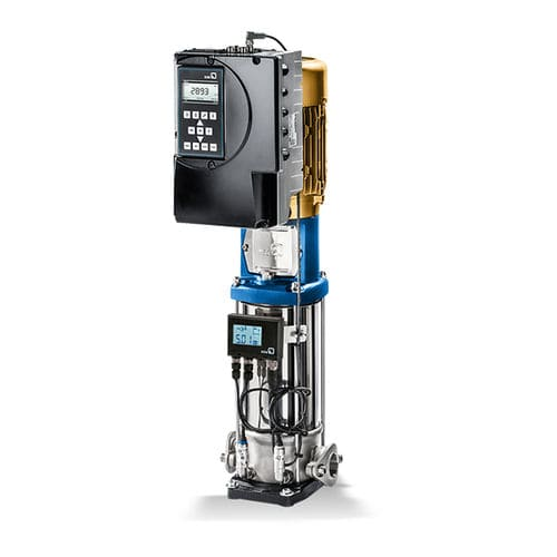 pompe à eau / pour produits chimiques / électrique / centrifuge