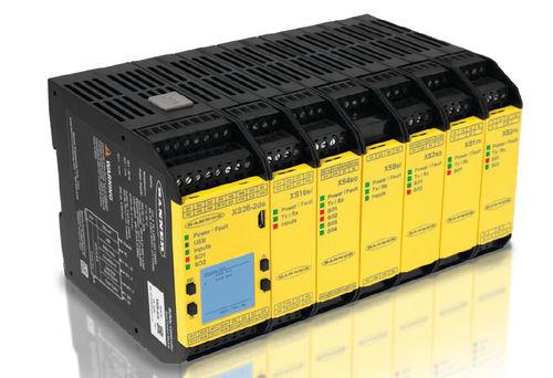 relais de sécurité / programmable