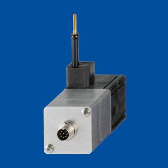 capteur de position à câble / à potentiomètre / avec interface SSI / CANopen