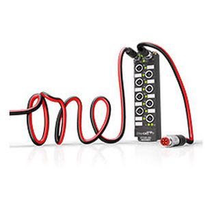module d'E/S numérique / Ethernet / EtherCAT / compact