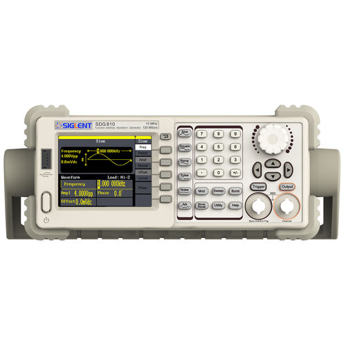Générateur de fonctions / de forme d'onde arbitraire / à double canal / numérique 5 - 30 MHZ | SDG800 SERIES  Siglent Technologies Co., Ltd