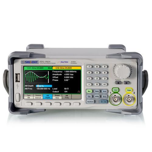 générateur de forme d'onde arbitraire / de fonctions / de signal carré / d'impulsions