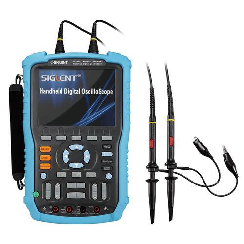 Oscilloscope numérique / portable / portatif / 2 voies SHS800 Series Siglent Technologies Co., Ltd