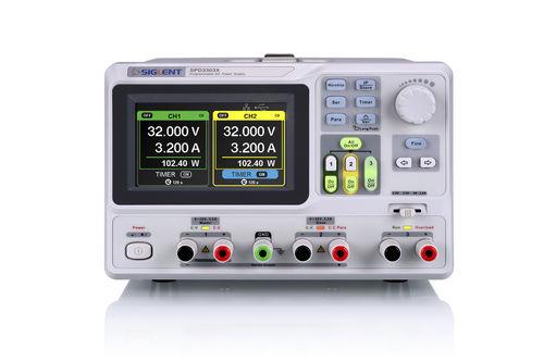alimentation électrique AC/DC - Siglent Technologies Co., Ltd
